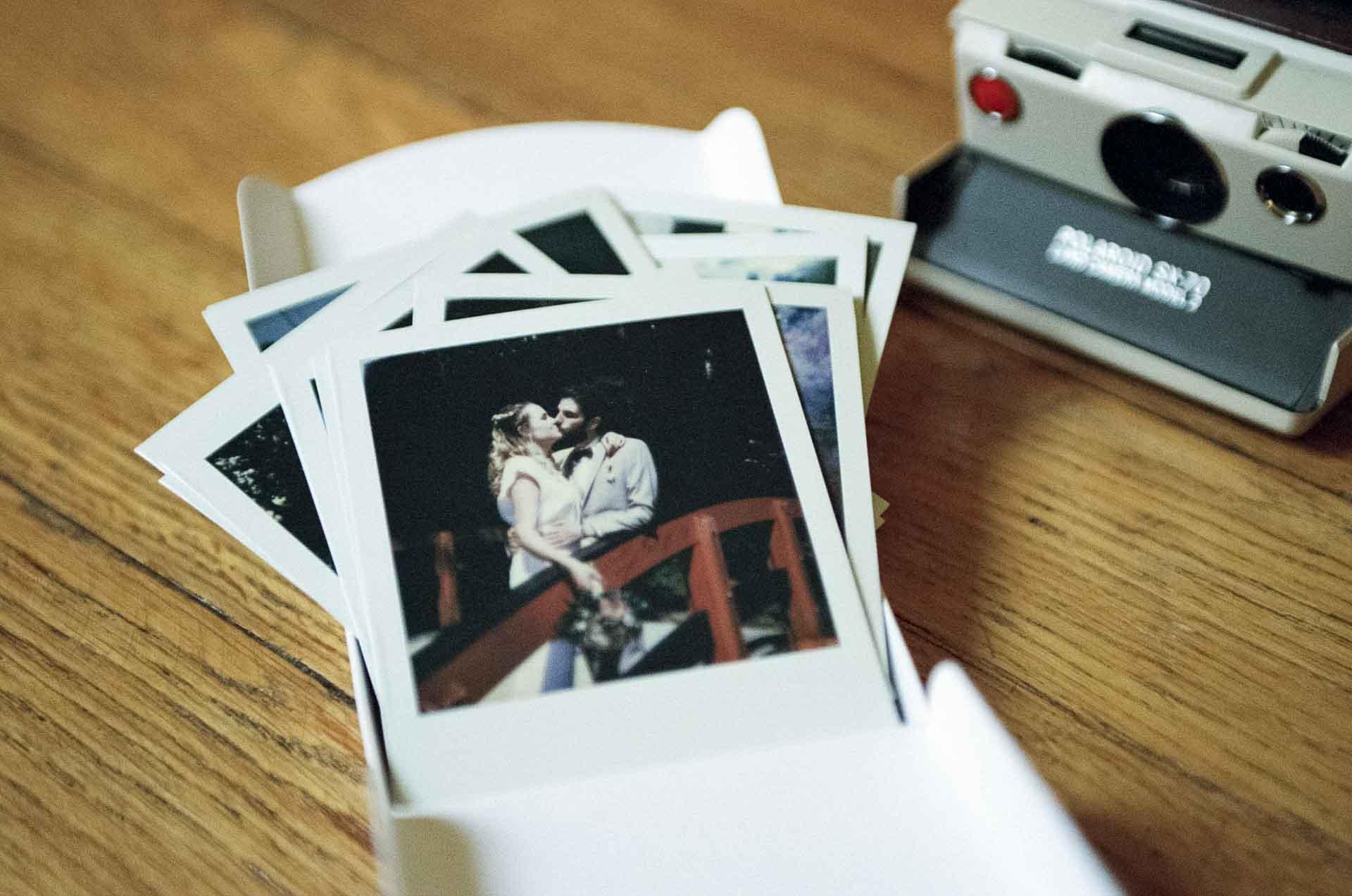 polaroid instax mariage